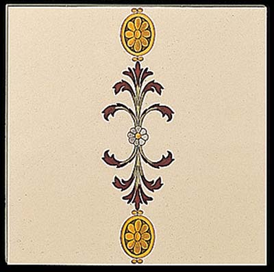 Cameo Carousel Round Edge Tile 2 RE